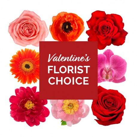 Valentine's Florist Choice